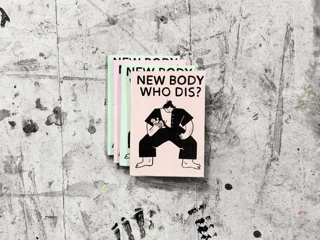 NEW BODY WHO DIS?